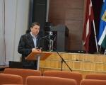 Salaspils kauju simtgadei veltītā konference, k/n Rīgava, 05.07.2019
